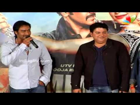 Himmatwala Trailer Launch | Latest Bollywood Movie | Ajay Devgn, Tamanna video