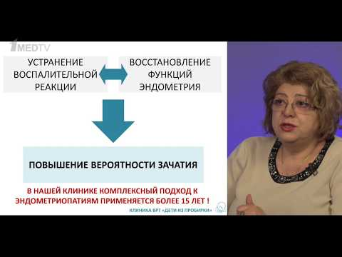 "Вебинар: ""Прегравидарная подготовка пациенток с бесплодием"" - Вартанян Эмма Врамовна"