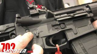 AXTS Weapons Systems A-DAC Ambidextrous Dual Action Catch at 2011 SHOT Show