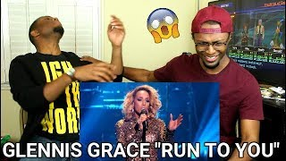 "Download Lagu Glennis Grace - sings Run To You"" by Whitney Houston (REACTION) Gratis STAFABAND"