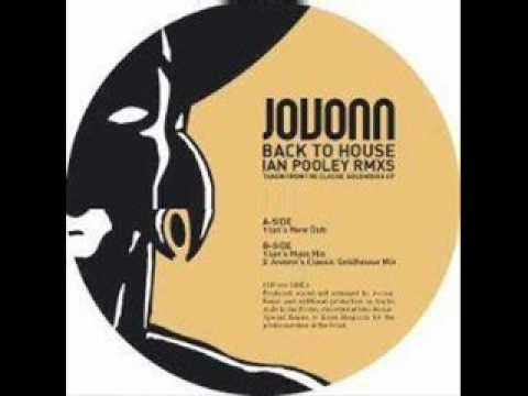 Jovonn - Back To House (Jovonns Classic Goldhouse Mix)