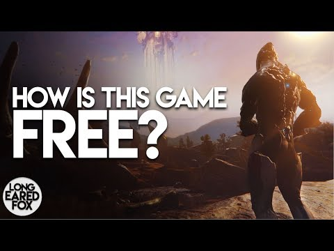 HOW Is This Game FREE? | A Noob's Review of Warframe - The Best Free To Play Game Ever