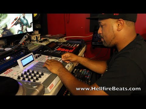 MPC Renaissance Sample Free Beat Video -