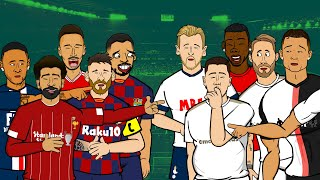 Messi vs Ronaldo: 442oons You Laugh, You Lose special! (feat. Kane, Salah + more!)
