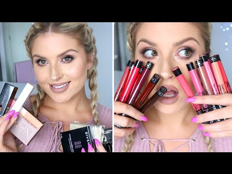 Big Sephora Haul! ♡ Kat Von D, Givenchy, MUFE, Urban Decay & More!
