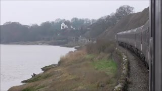 Cross Country HST Diversion to Newport, South Wales!