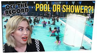 Off The Record: Does a Swim Count as a Shower? (ft. Kelsey Darragh)