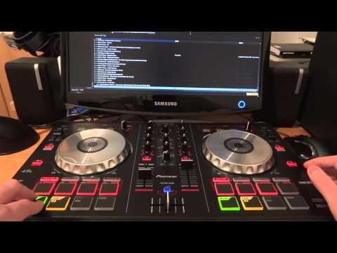 Pioneer DDJ-SB Mix