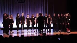 Hey Jude (SSA arr. D. Sharon) Gorham Middle School 7th & 8th Grade Select Choir