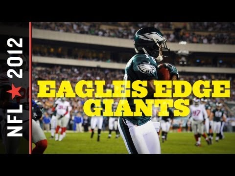 The New York Giants and Philadelphia Eagles always provide high drama, and Sunday Night Football in Week 4 was no different. A series of penalties on New Yor...