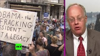 Chris Hedges on Willful Blindness, Climate Corporatism & the Underground Revolt