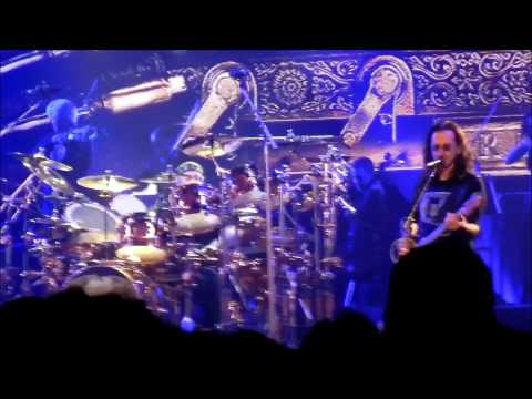 Rush 9-7-12: 17 - Headlong Flight / Drum Solo 2 - Manchester, NH - Clockwork Angels Tour 2012