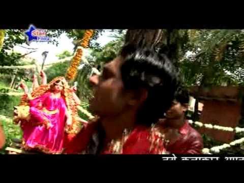 Abki Navratar Me Mai | Bhojpuri New Hit Mata Ki Bheinte | Abhimanu Kumar, Jai Karan Dangi video