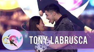 "GGV: Tony Labrusca to his fan - ""Gusto mo bang ma-glorious?"""