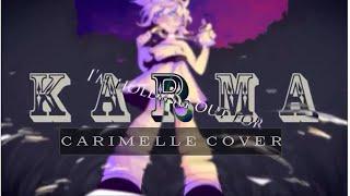 download lagu Karma 【vocal Cover】♔【carimelle】 gratis