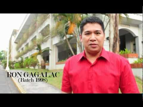 Human Lasallian Star - Ron Gagalac