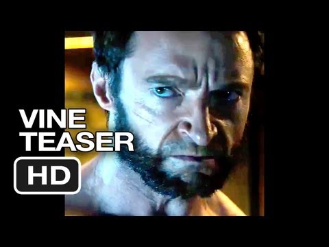 The Wolverine Vine 6 Second TEASER (2013) – Hugh Jackman Movie HD