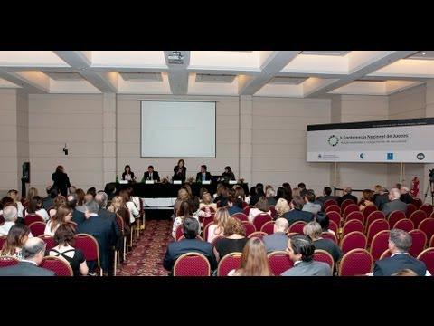 Quinta Conferencia Nacional de Jueces: Informe sobre acceso a justicia y políticas de género