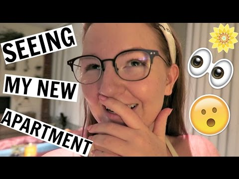 MY (ALMOST FINISHED) APARTMENT TOUR | ROAD TRIP VLOG #6