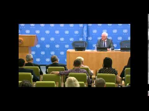 On Ukraine, ICP Asks Churkin of Ban Praise of Poroshenko Plan, Journalists, UN Team in Luhansk