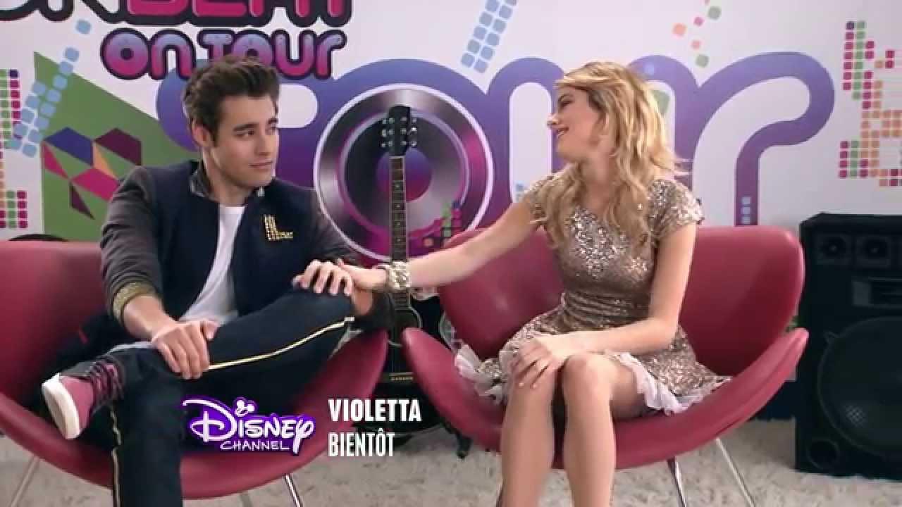 Violetta saison 3 bande annonce violetta le n youtube - Musique violetta saison 3 ...