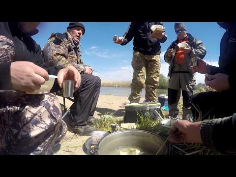 как готовится на рыбалку