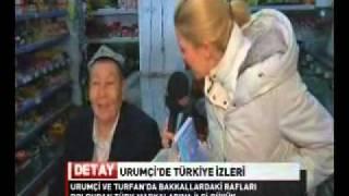 TRT Türk Urumçi'də - Doğu Türkistan part 3