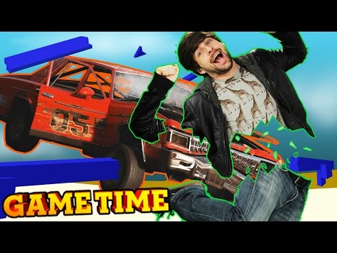 FIRST NEXT CAR GAME (Gametime w Smosh Games)