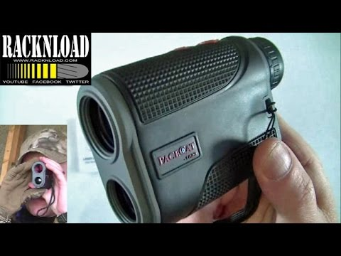 Pacecat 1000 Laser Range Finder **FULL REVIEW** by RACKNLOAD