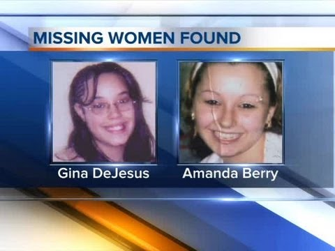 Amanda Berry 911 call to Cleveland Police, missing woman found