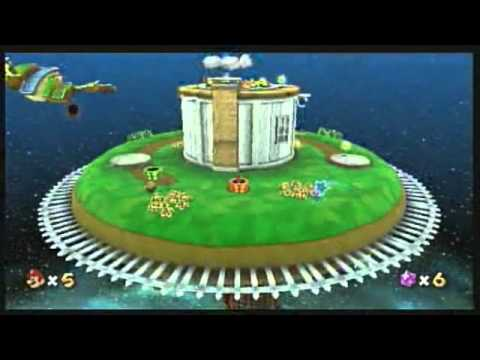 Let's Play Super Mario Galaxy 2, Part 1: You've Failed, Your Highness