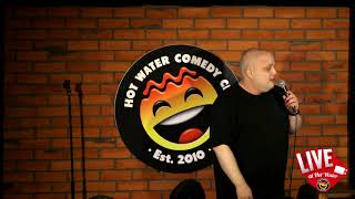 Aaron Levene | LIVE at Hot Water Comedy Club