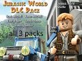 LEGO Jurassic World All Dlc Characters And Vehicles mp3