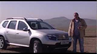 Дизельный Renault Duster / Тест-драйв