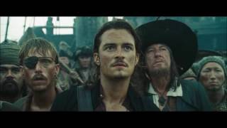 My Favorite Keira Knightly Scene from Pirates Of The Caribbean