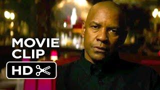 The Equalizer Movie CLIP - Make An Exception (2014) - Denzel Washington Movie HD