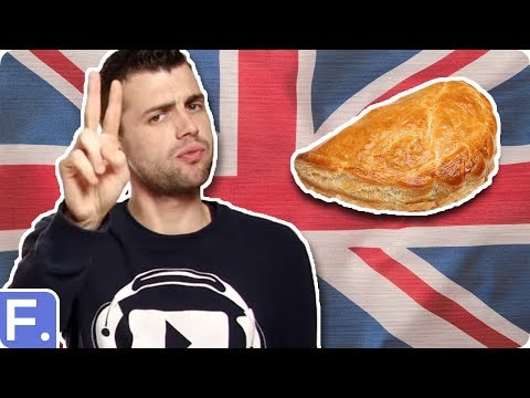 Irish People Try British Food For The First Time