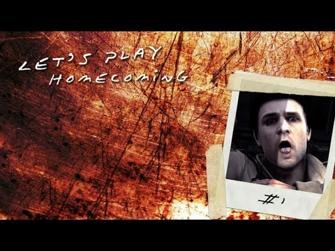 Let's Play Silent Hill: Homecoming - Part 1
