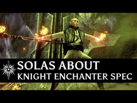 Misc Computer Games - Dragon Age Inquisition - Enchanter