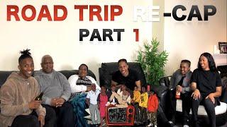 African Road-trip RECAP VIDEO Part 1
