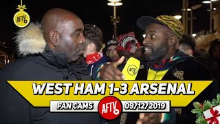 West Ham 1-3 Arsenal | We Are Struggling Because Our Board Aren't Proactive! (Ben Randm)