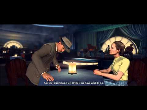LA Noire Walkthrough Case 16 - Part 1 [HD] (XBOX 360/PS3) [Gameplay]