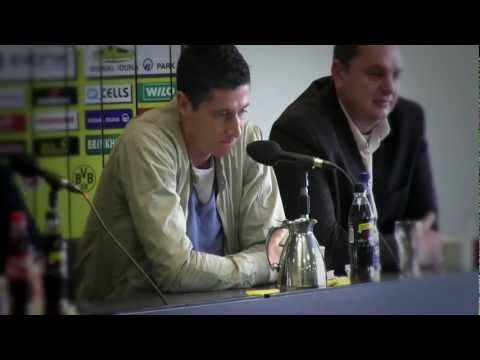 Robert Lewandowski 9 | Geronimo | Borussia Dortmund