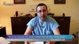 Yüz Germe Ameliyatı Sonrası & Dr Ali Mezdeği