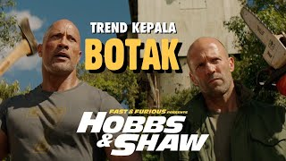 Review Film - FAST & FURIOUS : HOBBS AND SHAWS (2019) Bahasa Indonesia