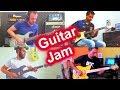 Guitar Jam 2017#1-Rock-Jazz-Fuzion--Simão Gandh-Edivano Felix-Kleber Oliveira-Emerson Gambini
