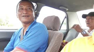 Ngobrol karo Ngatiran Martodrono, supir taxi neng Paramaribo Suriname