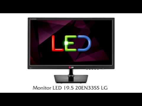 Monitor LED 19.5 20EN33SS LG
