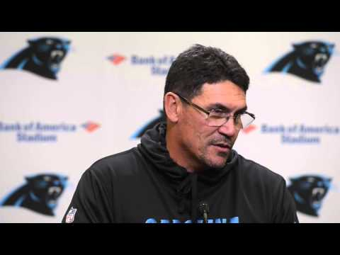 Ron Rivera on status of Greg Hardy situation