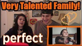 """Ed Sheeran - Perfect (Gen Halilintar Official Cover Video)"" | COUPLE'S REACTION"